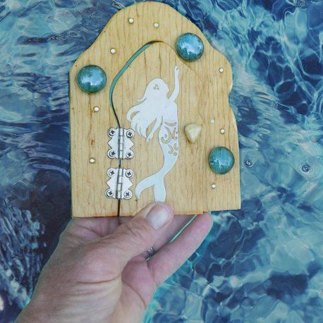 Mermaid Garden Door copy