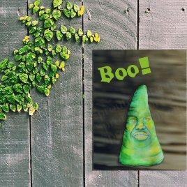 Halloween Boo! Card
