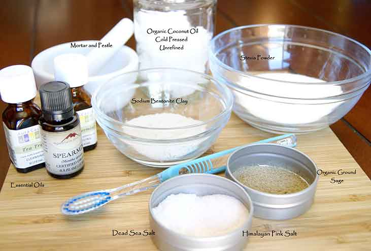 Natural Toothpaste