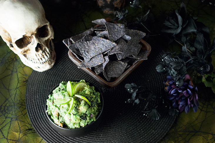 Healthy Halloween Party
