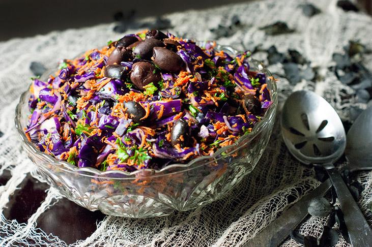 Healthy Halloween Party Recipes