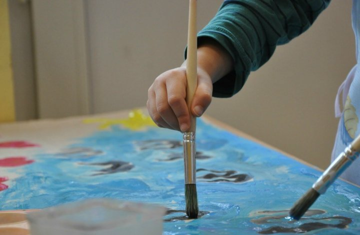 10 Tips for Reducing Waste at Art Time
