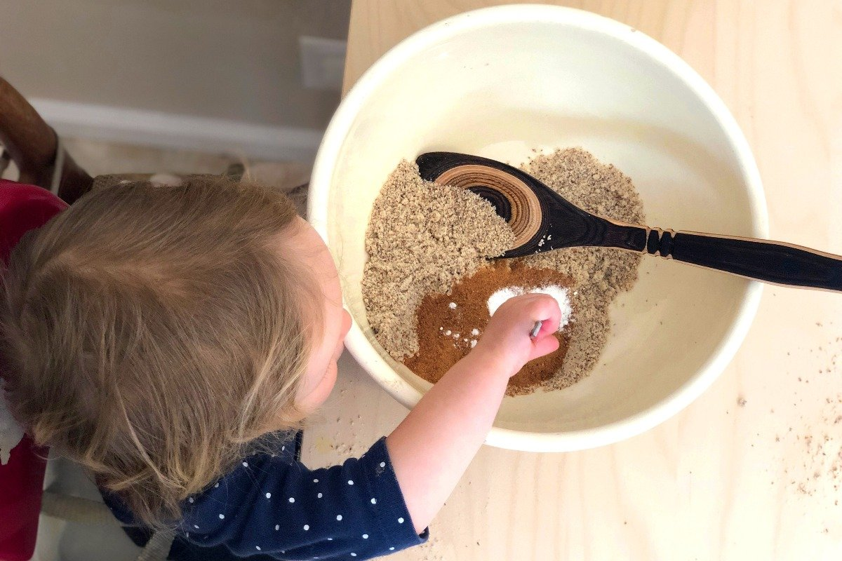 How To Have Fun Baking With Toddlers