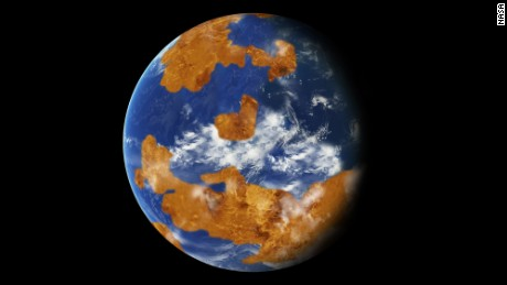 Venus probably could have lived until a mysterious event happened