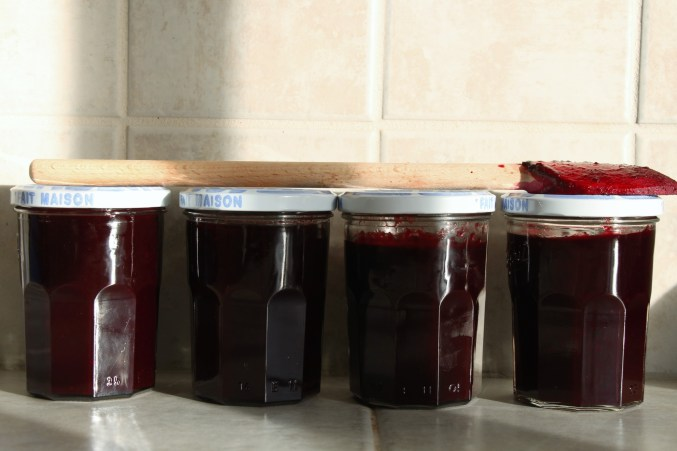 Blackberry Apple Butter