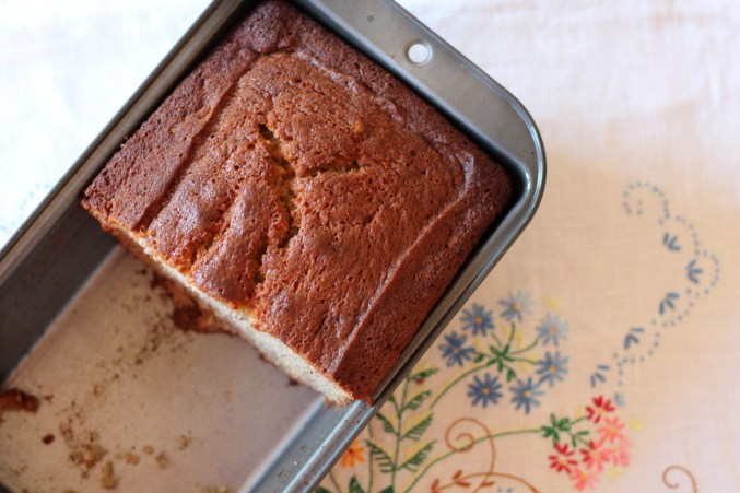 Ansel Banana Bread