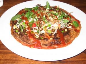 Asian Frittata