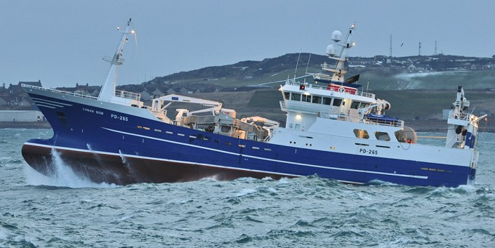 Scottish Pelagic Sustainability Group - Fishing Vessel Members