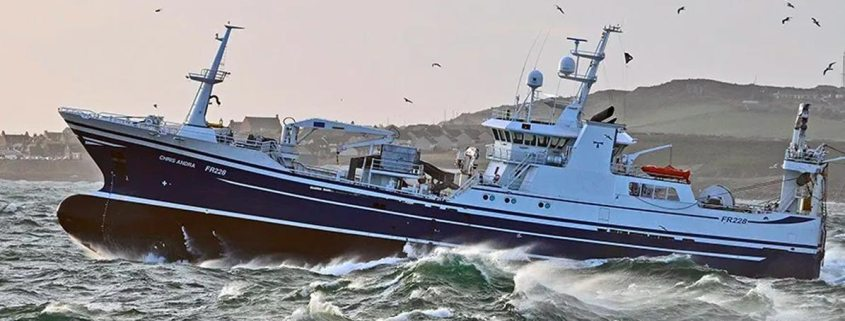 Mackerel fishery now in full swing