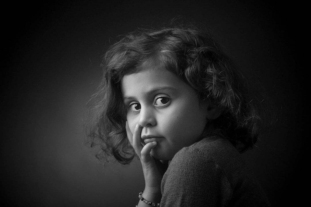 Children's FINE ART Photographer in London