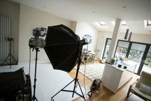 London maternity photo studio