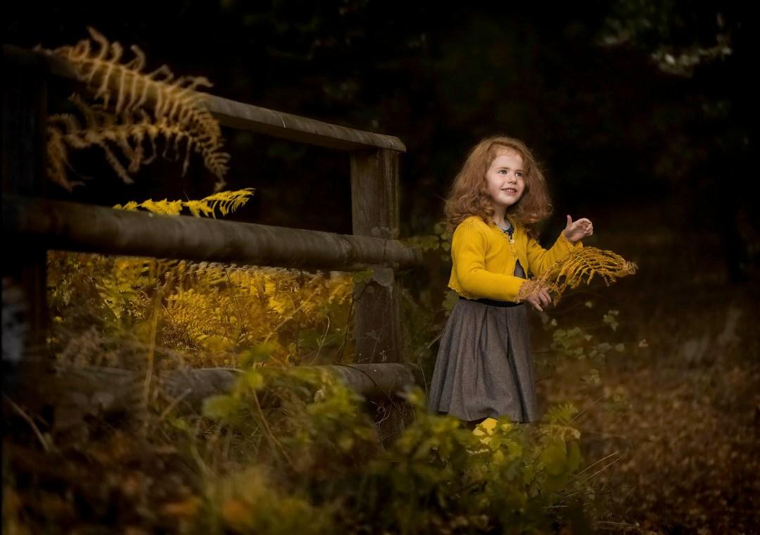 Children's Photographer in London