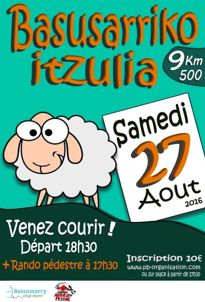 Flyer bassussary 2016