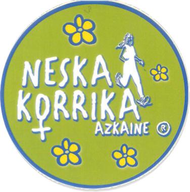 neska korrika logo