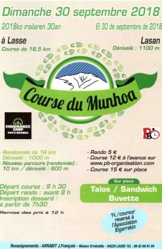 course du mounhoa