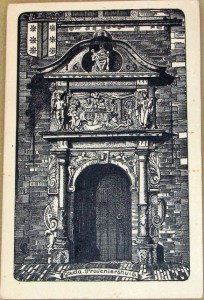 poortje