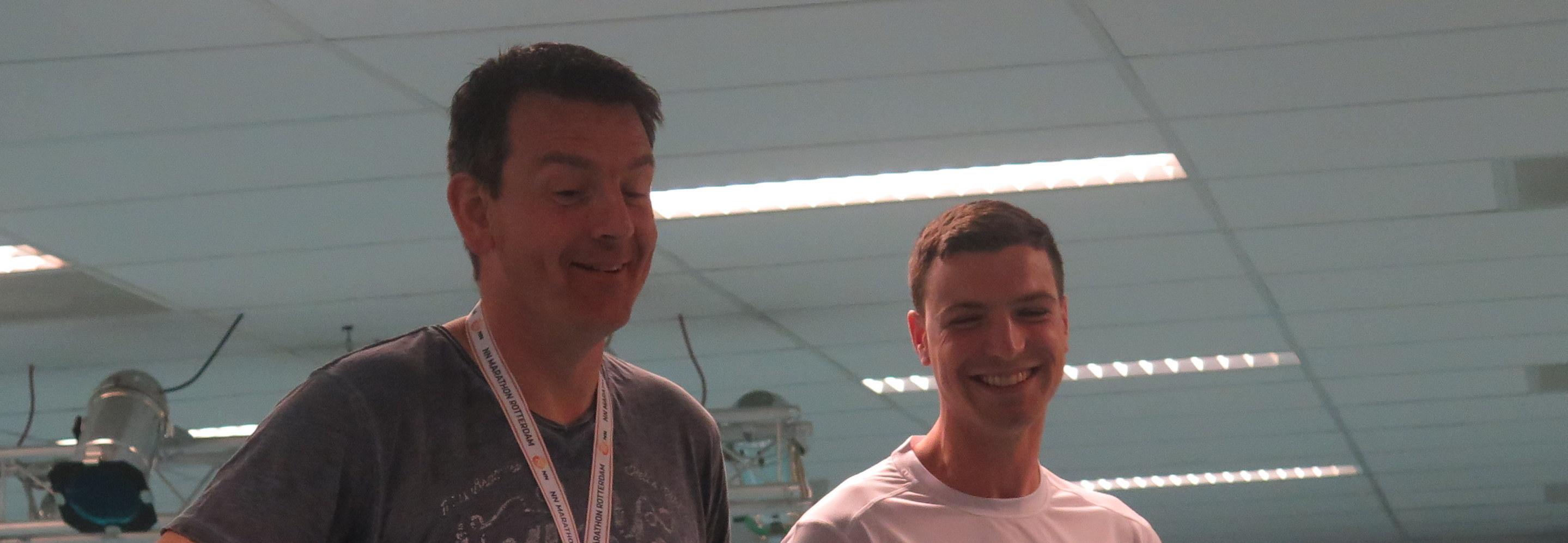 Marc en Jeroen Marathon 2016 header
