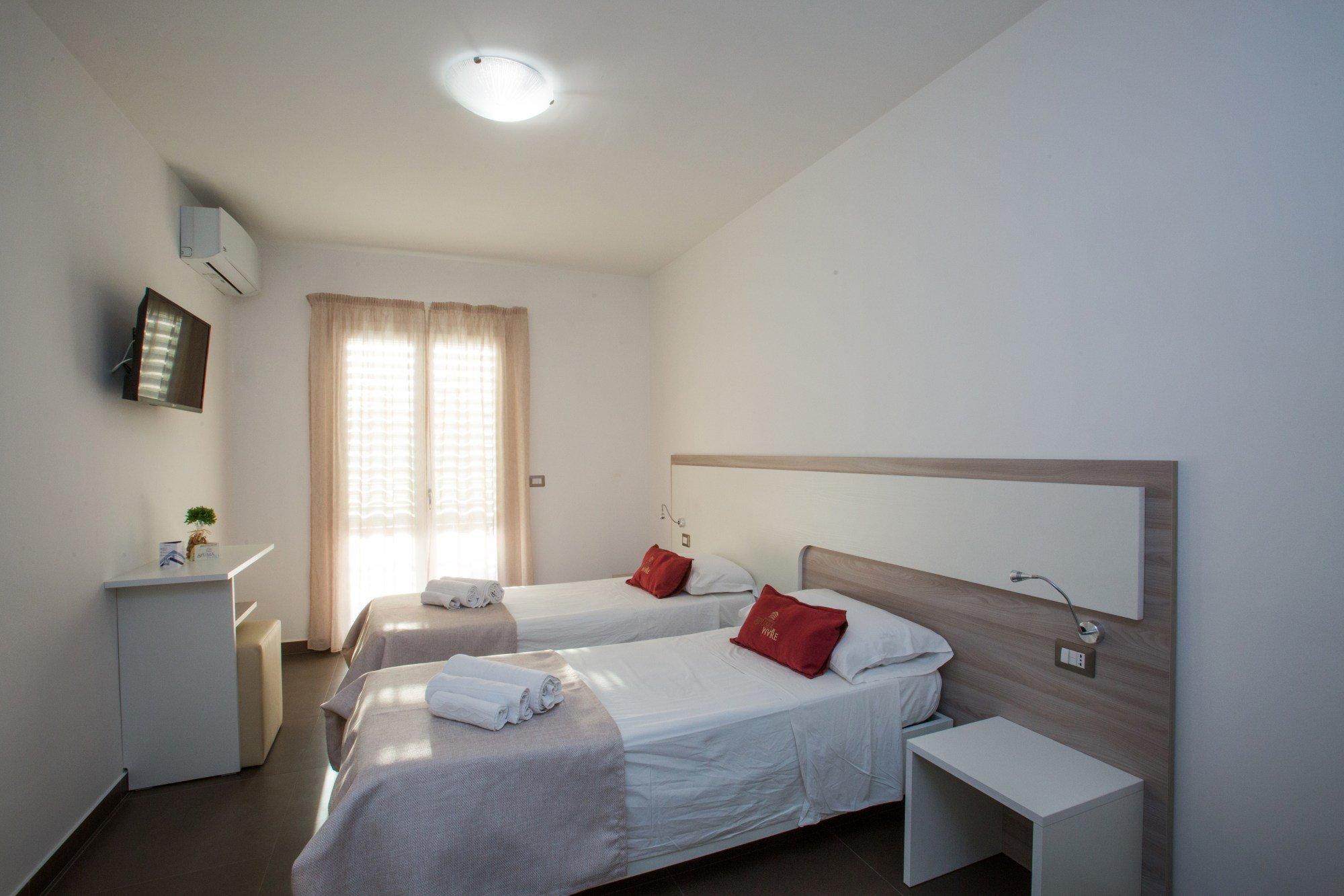 Standard Room (letti singoli)