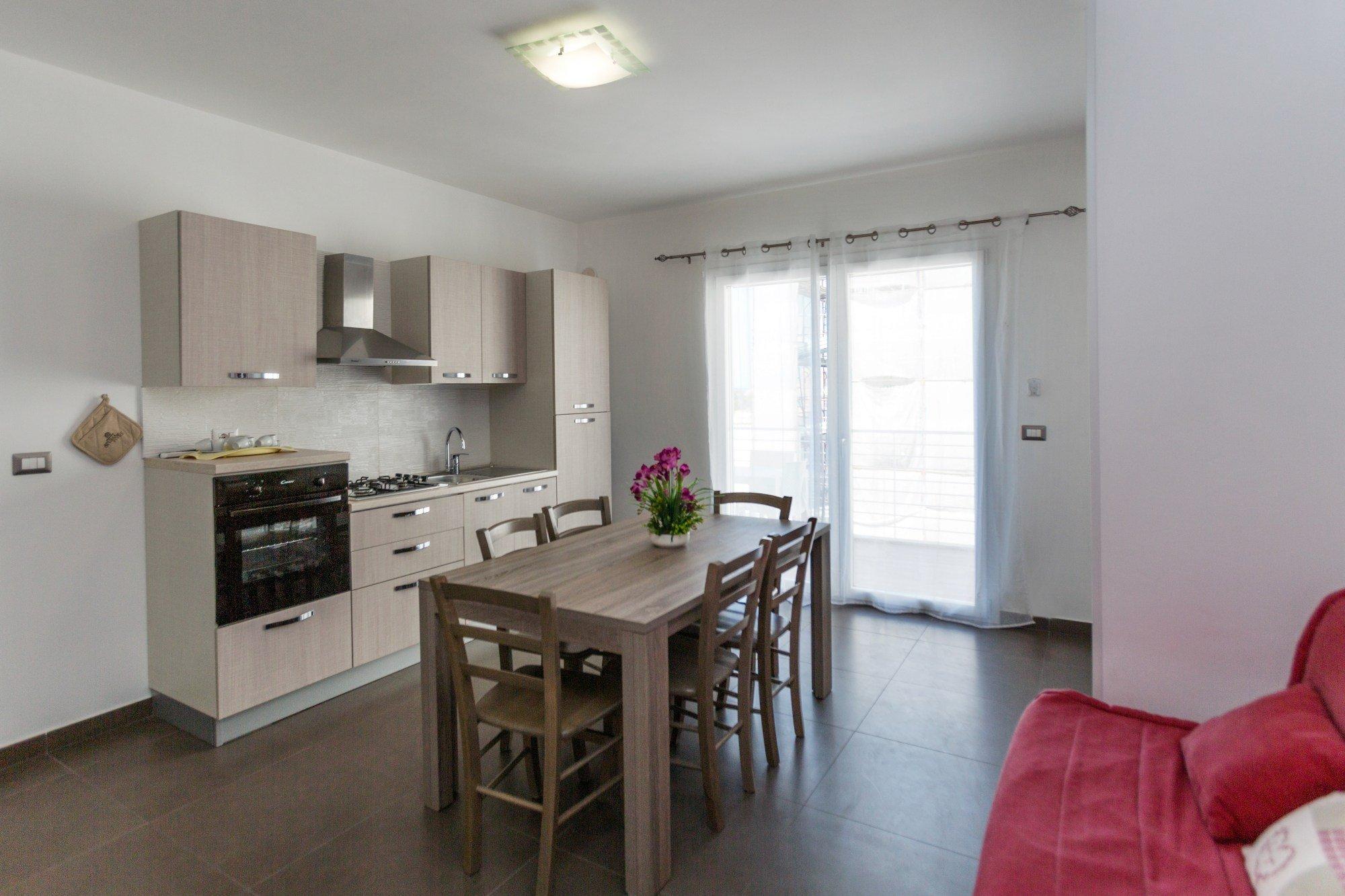 Soggiorno Cucina Appartamento
