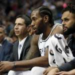 The Klaw Returns, But Spurs Fall to Mavericks