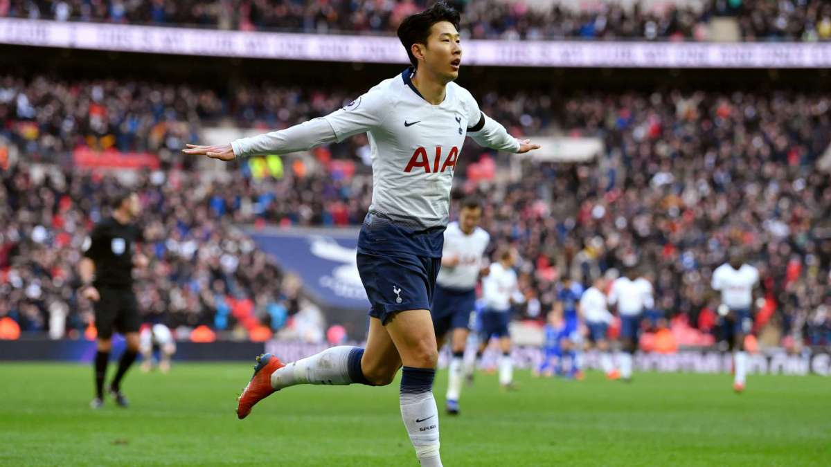 Tottenham expected to agree £150,000-a-week deal with their in-form 26-year