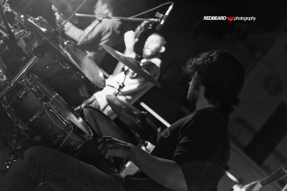 Cross Highest Trip [Bari] - batterista