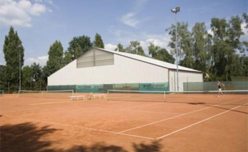 Tennishalle Erlangen