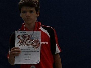 Platz 1 - Johannes