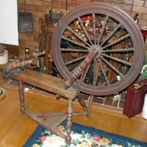 Regeimbal family spinning wheel