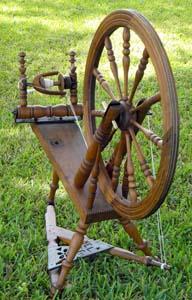 "Wheel marked ""E L. St. Frs"""
