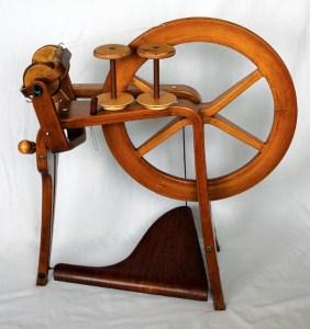 Herring spinning wheel