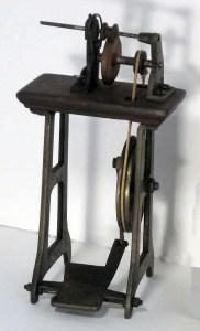 Model for Patent #156,230. Murdock McLeod, October 27, 1874.