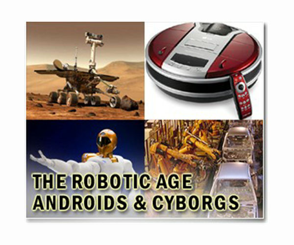 Google, Androids, Cyborgs, Artificial Intelligence