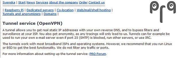 VPN анонимные прокси