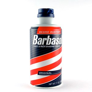 Camo Safe-Barbasol Shave Cream