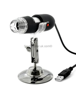 500x Magnification Digital Microscope