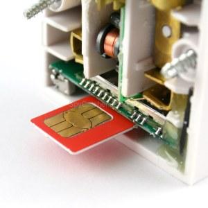 GSM Bug-13AMP UK Double Adaptor F