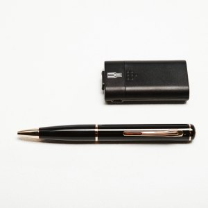 Extra Slim High-Resolution Video Recording Pen - OUT OF STOCK-6558