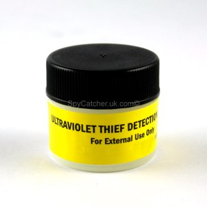 Thief Detection Powder UV