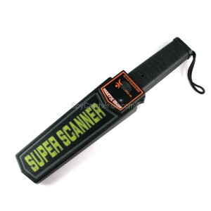 Hand Held Weapon Detector - Security Scanner A