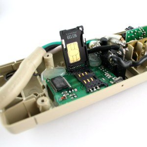 GSM Bug-7 Way US Socket Strip D