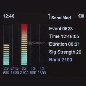 GSM Detector - 2G/3G/4G/WiFi/Bluetooth-5929
