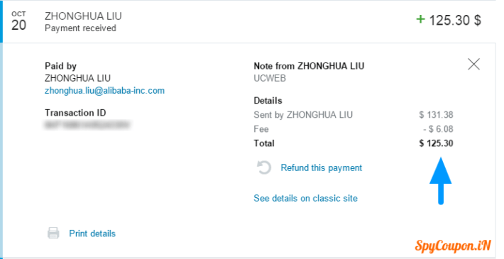 uc union paypal proof