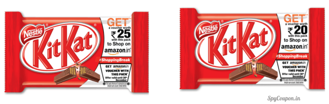 amazon kitkat offer