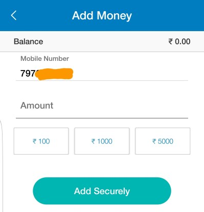 how to add money in jio wallet
