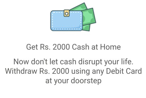 snapdeal new notes 2000 rs