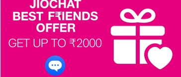 jiochat refer and earn details