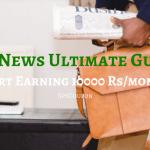 uc news earn money