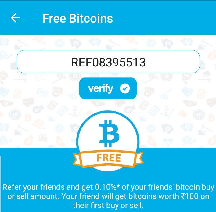 free 100 rs bitcoin code