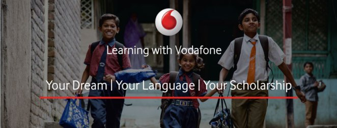 vodafone India scholarship